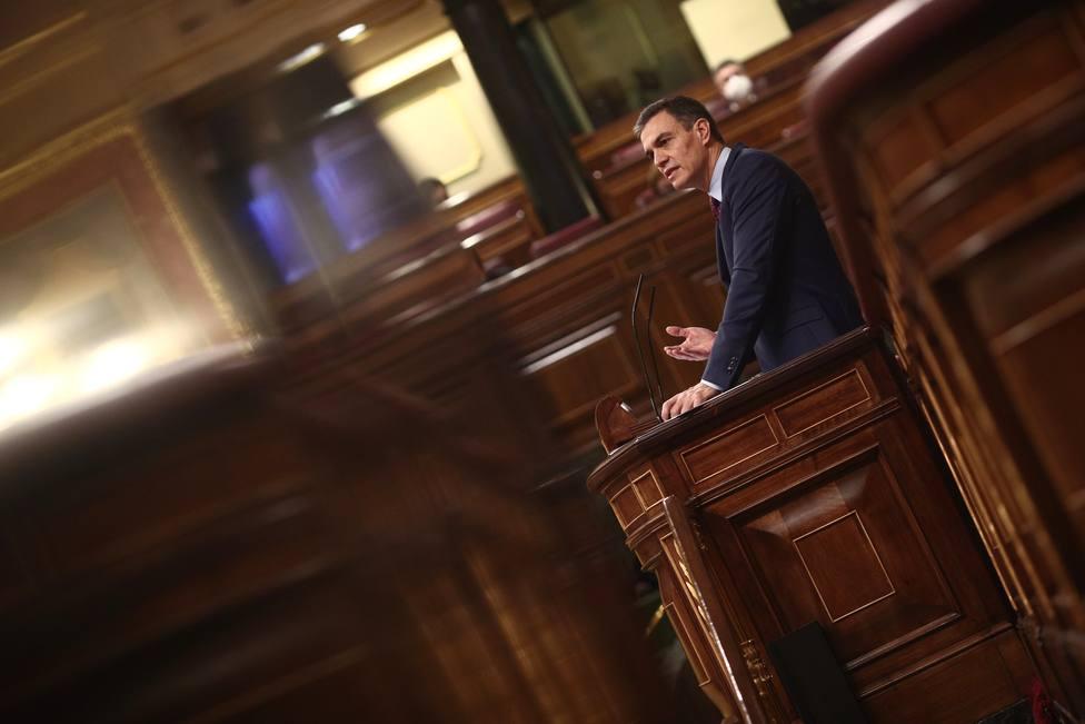 Sánchez ofrece a Biden el apoyo de España para una nueva etapa de esperanza