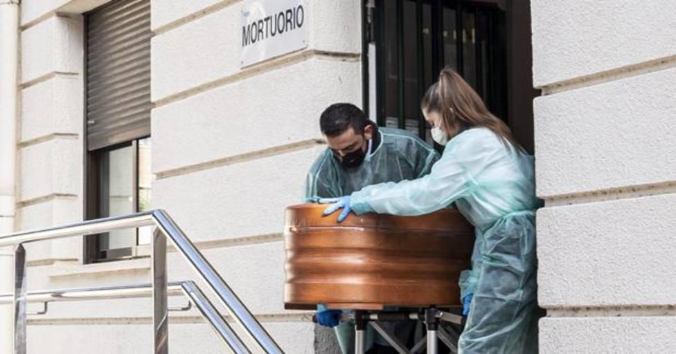 Traslado de cadáver en Valencia
