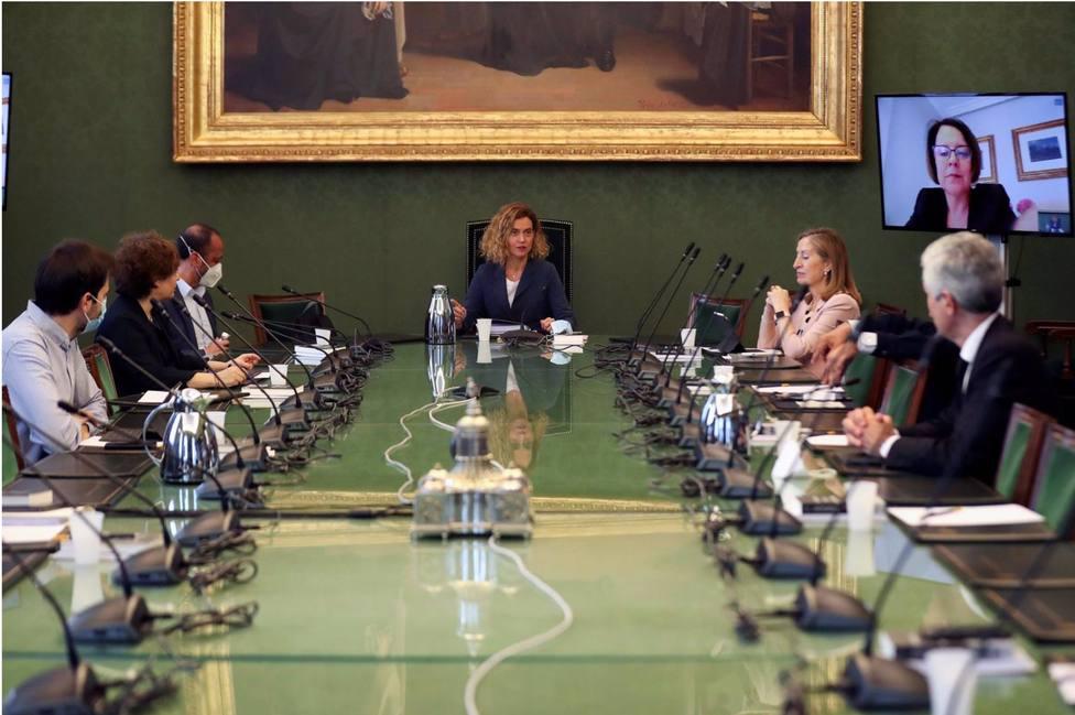 La Mesa del Congreso rechaza la comparecencia de Felipe VI y la comisión de investigación sobre su padre