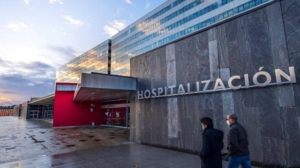 HUCA: acceso a Hospitalización