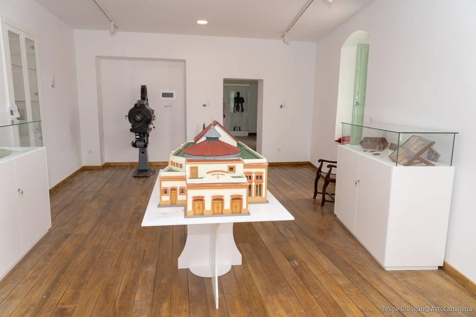 El Teatro Apolo de El Algar contará con un museo sobre su historia