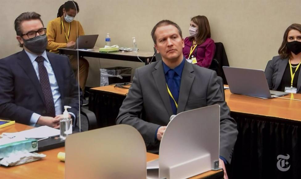 El policía acusado de la muerte de George Floyd apela a la Quinta Enmienda y se niega a declarar