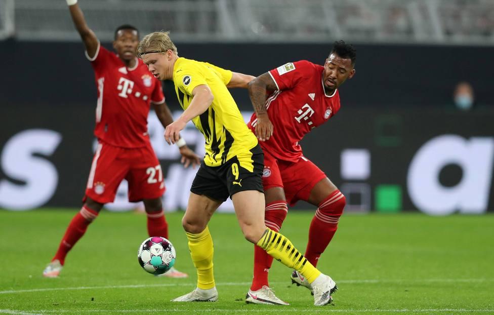 Imagen del Borussia Dortmund - Bayern