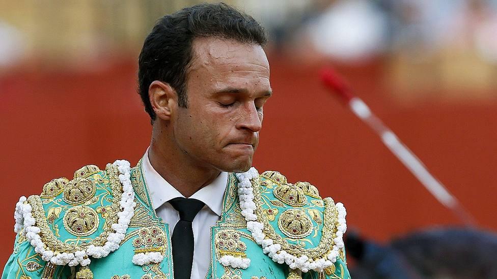 Antonio Ferrera, baja de última hora en la Feria de San Isidro de Vistalegre