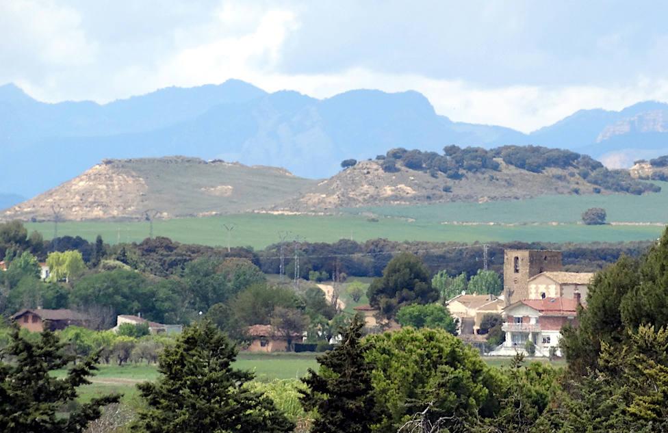 Entorno rural Hoya de Huesca