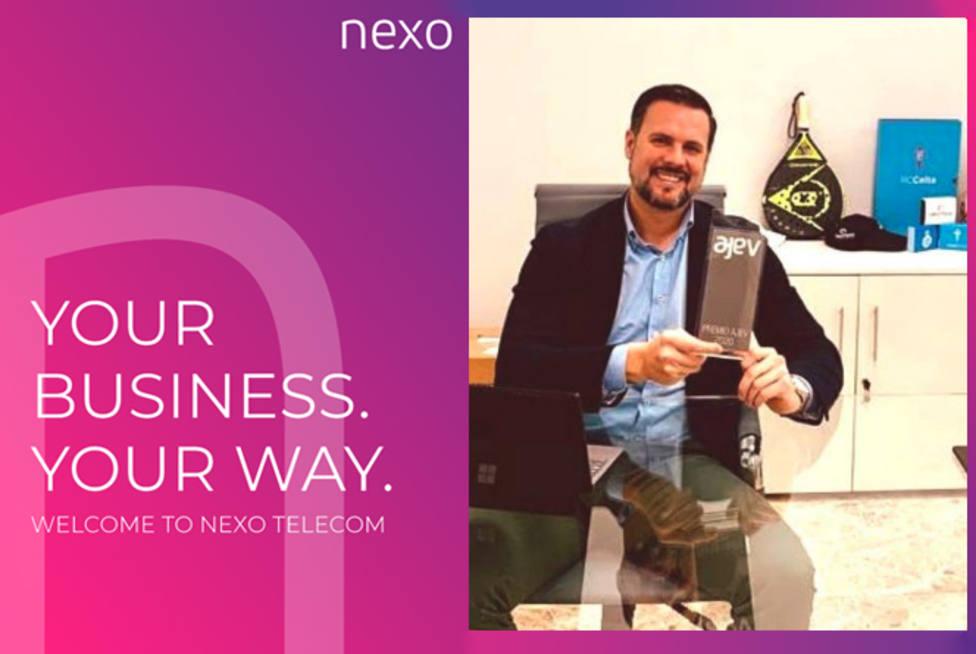 Jorge Valiente, CEO de Nexo Global Telecom