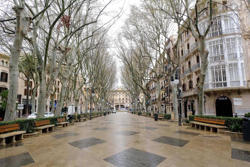 La Fiscalía rechaza extender el toque de queda en Baleares si finaliza el estado de alarma