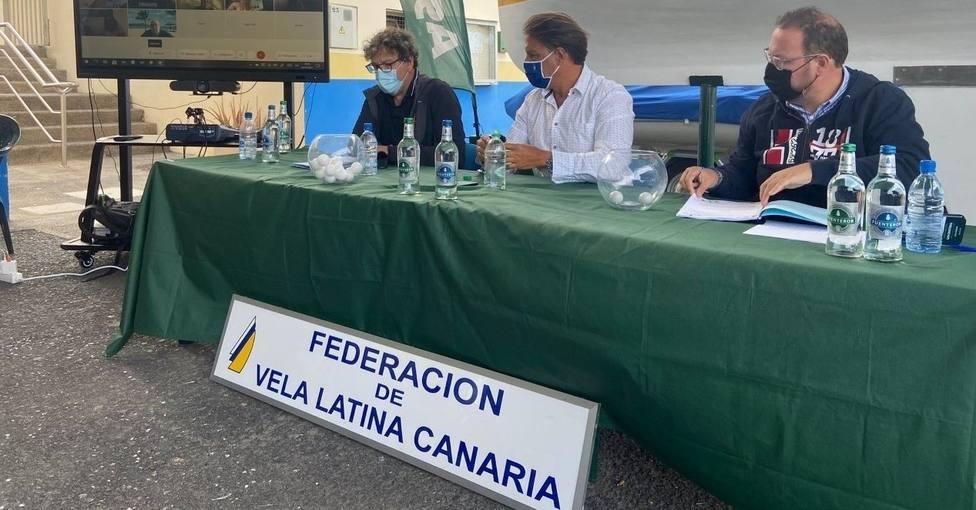 vela latina canaria