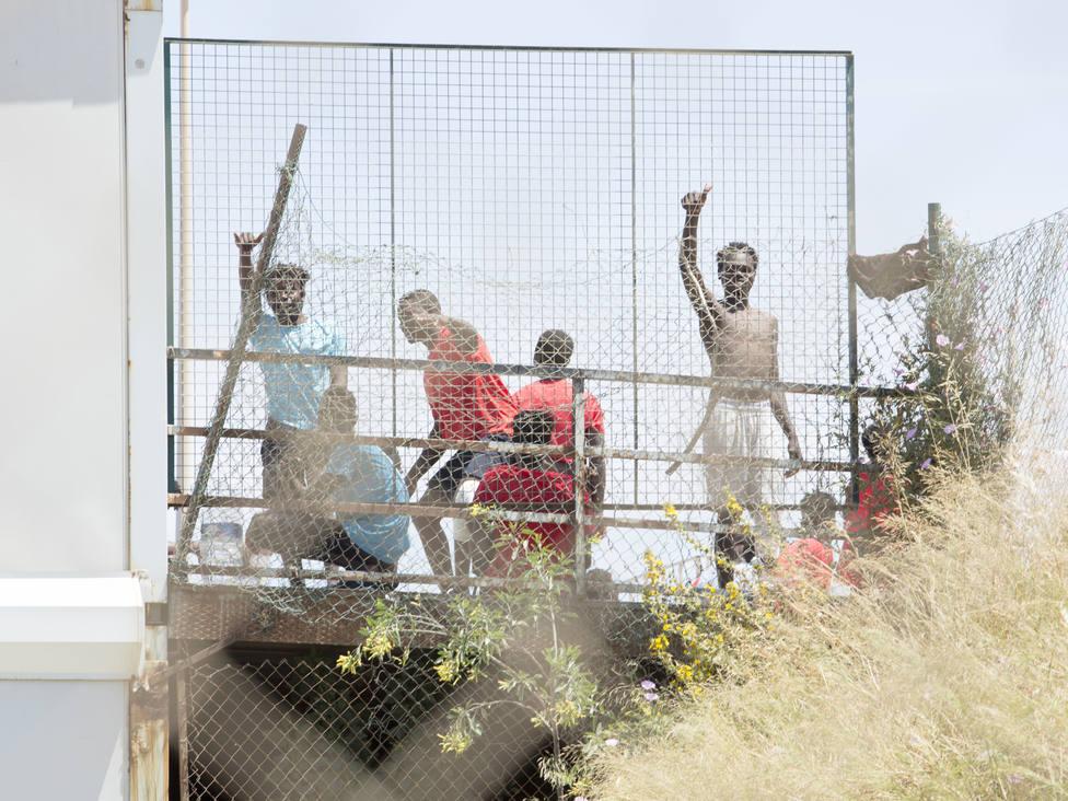Entran en Melilla 86 subsaharianos horas después de la entrada masiva de marroquíes en Ceuta