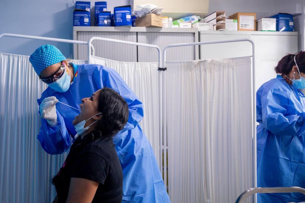 CORONAVIRUS | Andalucía suma 1.264 casos y ocho muertes y baja su tasa a 164,2