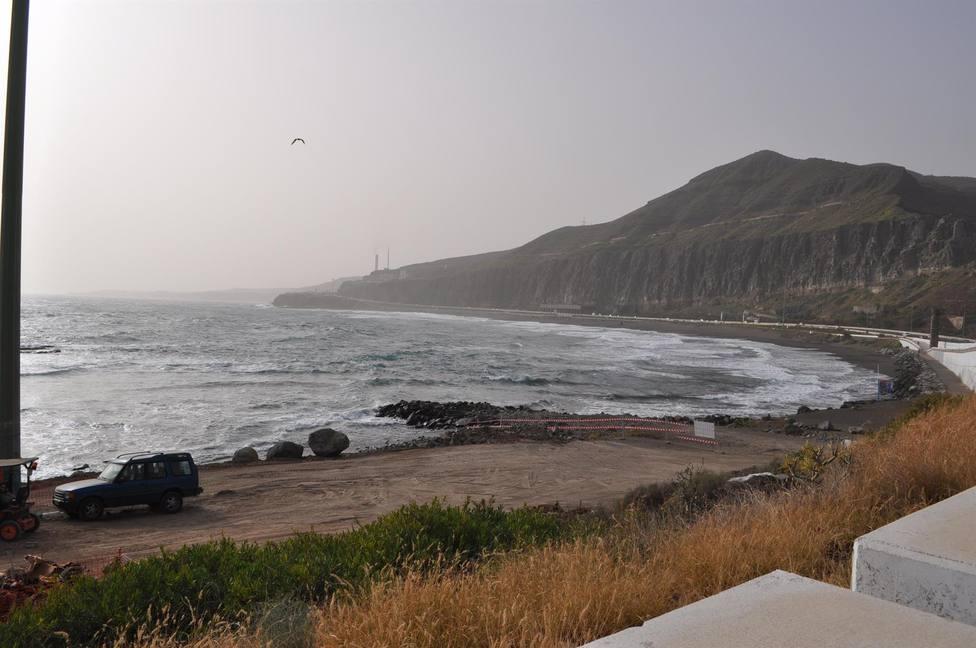 Rescatan el cuerpo sin vida de una mujer en la zona de la playa de La Laja