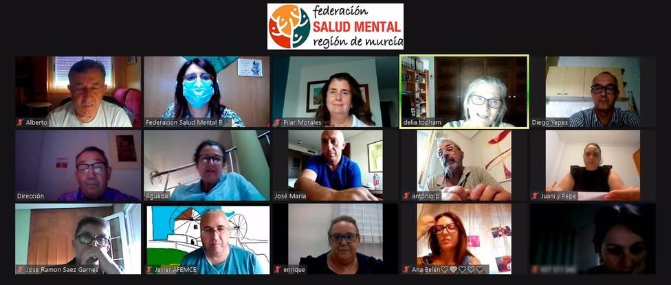 La Federación Salud Mental Región de Murcia aprueba el Plan Estratégico 2022-2026