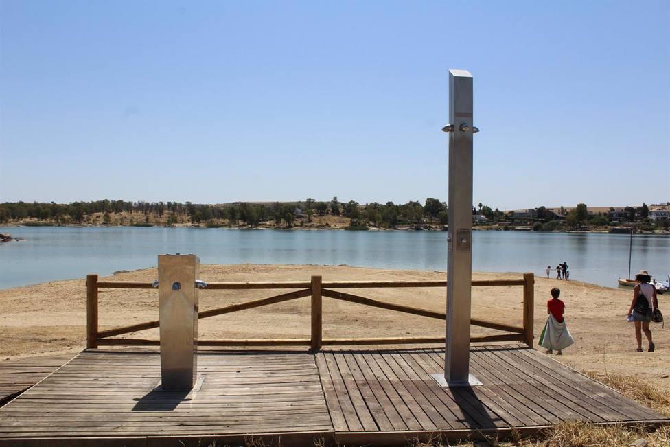 La ola de calor hace causa estragos en los embalses españoles y bajan hasta el 51,7 por ciento de su capacidad
