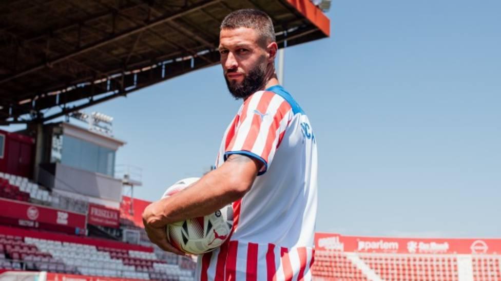 David Juncà: Lúnic record que tinc sent futbolísticament feliç és al Girona
