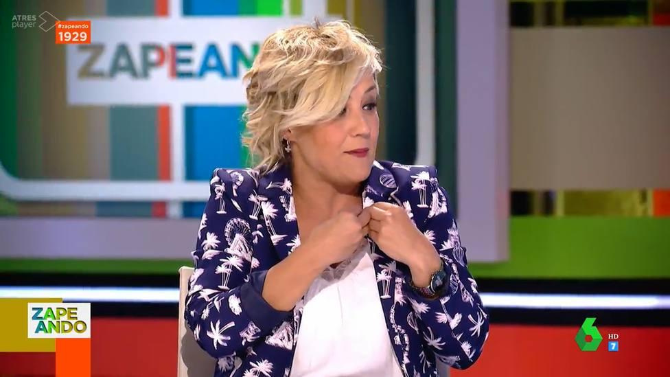 Cristina Pardo confiesa la aviso que le ha hecho Ferreras sobre su carrera: Que no se convierta...