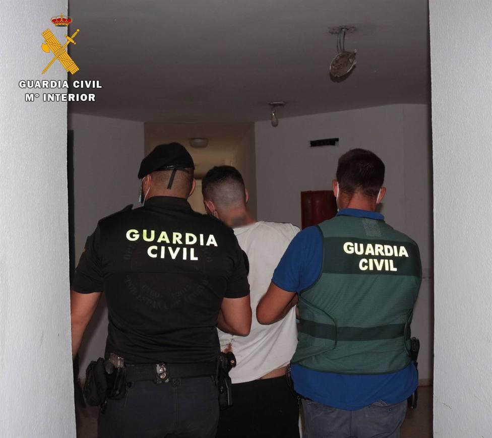 A prisión un hombre por robar a punta de pistola la recaudación de un salón de juegos en Palma de Río