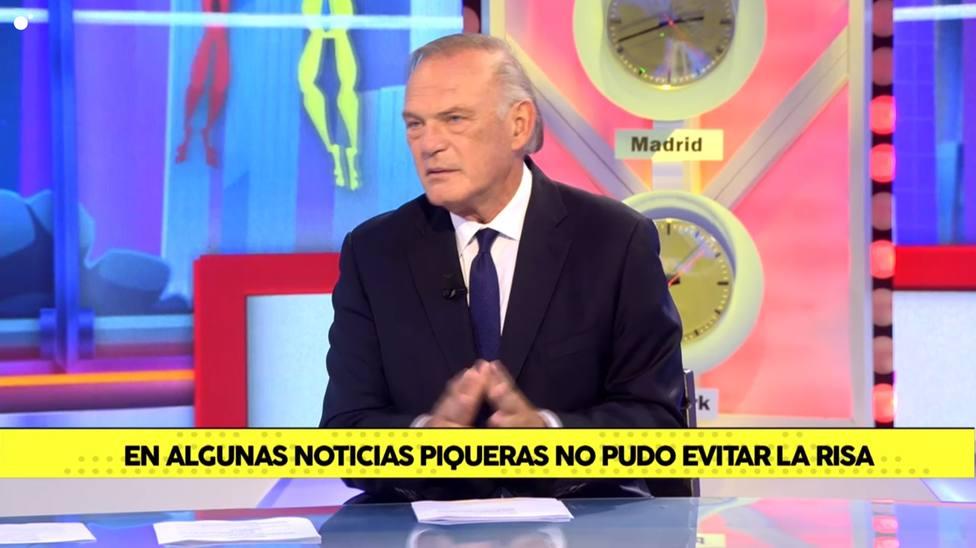 Pedro Piqueras habla claro sobre Sálvame y el paso a Informativos Telecinco: No paraban