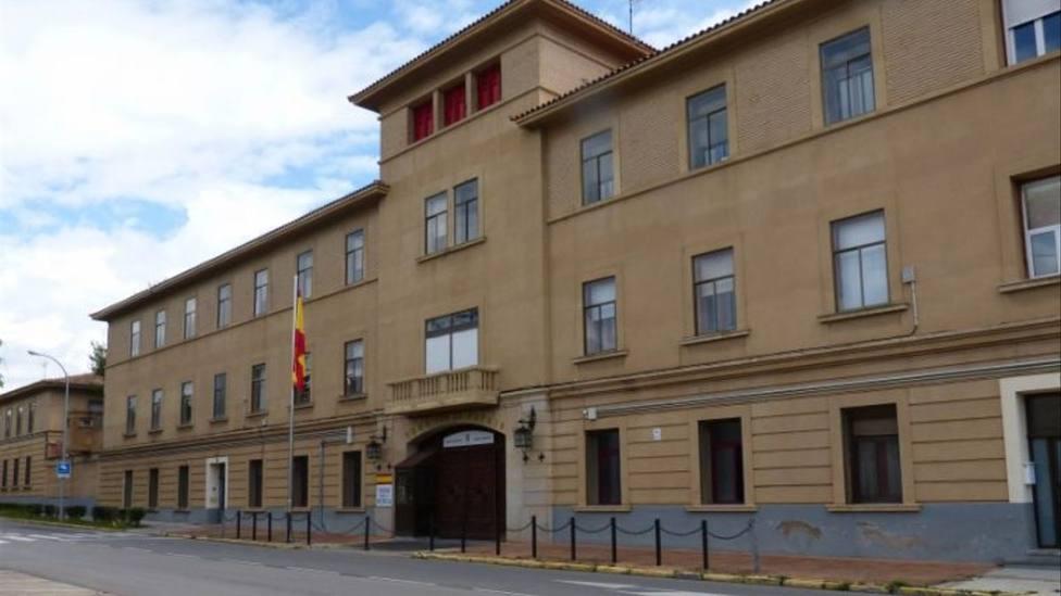 Cuartel Sancho Ramírez. Huesca. Ejército