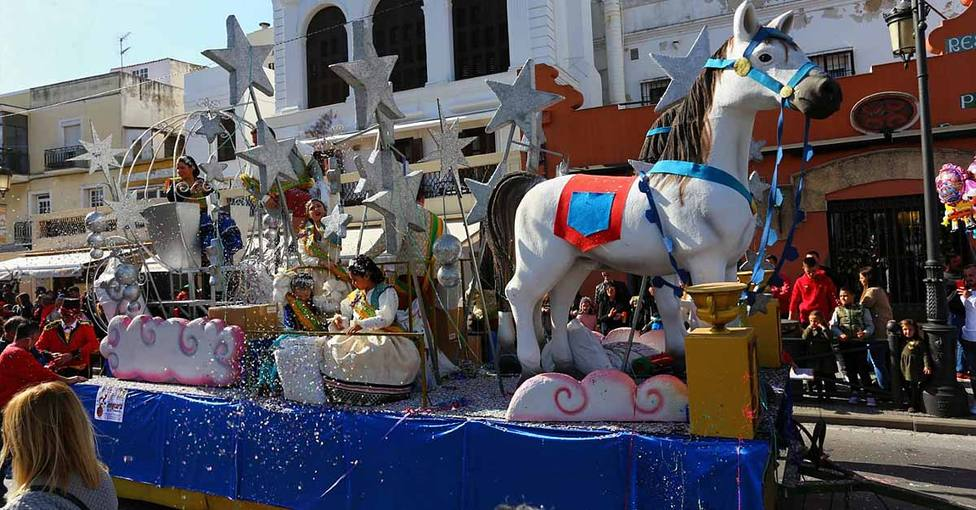 Cabalgata Carnaval El Puerto de Santa María