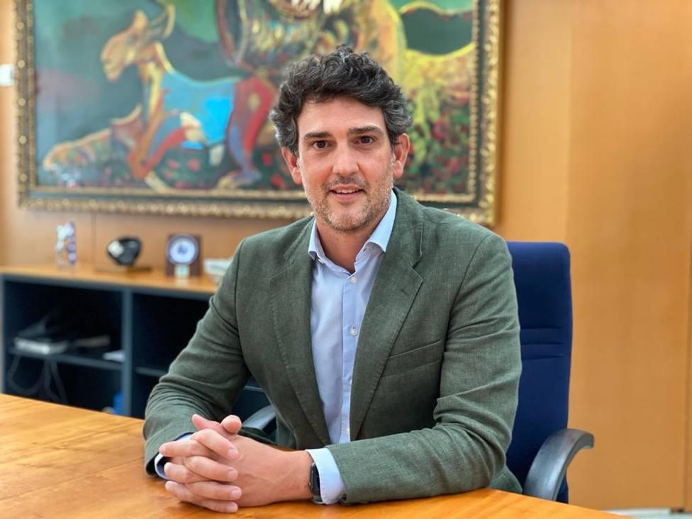 Javier Arias es delegado de la Xunta en Lugo
