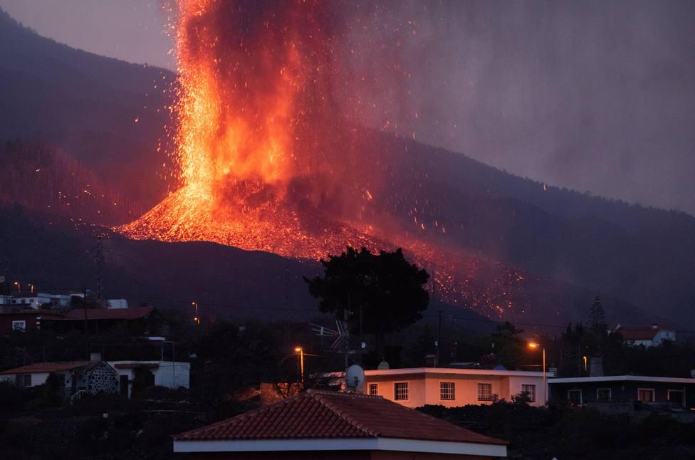 Los expertos ya alertaron de la reactivación del volcán de La Palma a finales de enero