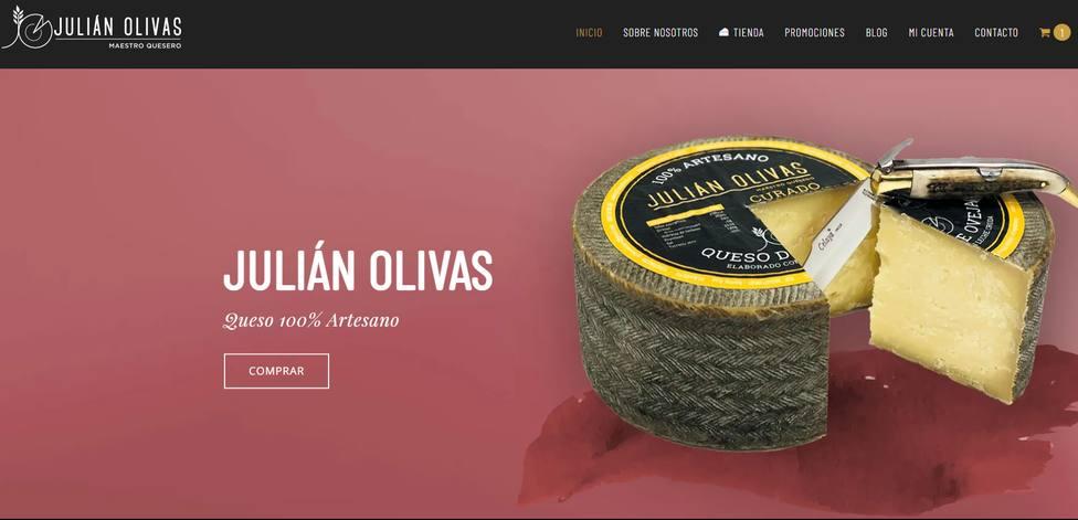 Descuento web Julián Olivas