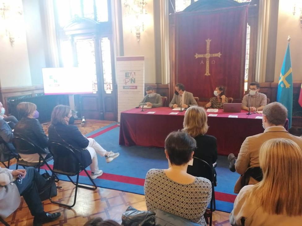 Presentación del informe sobre el Estado de la pobreza en España y en Asturias