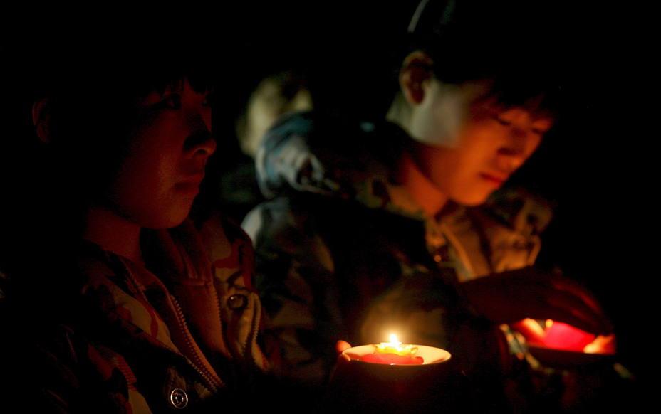 Los católicos chinos salen de la represión 70 años después