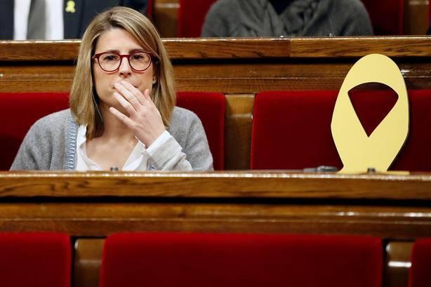 JxCat busca ahora fórmulas para que Puigdemont sea presidente de verdad