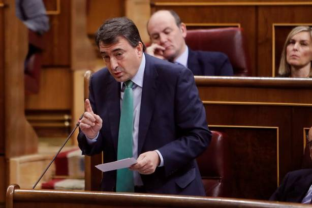 El PNV votará en contra de los presupuestos mientras siga en vigor el 155