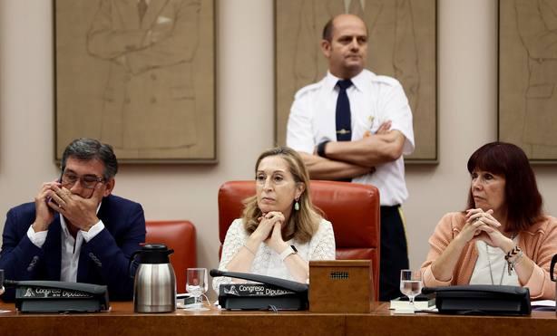 Reunión de la Diputación Permanente del Congreso. Archivo