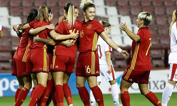España femenino