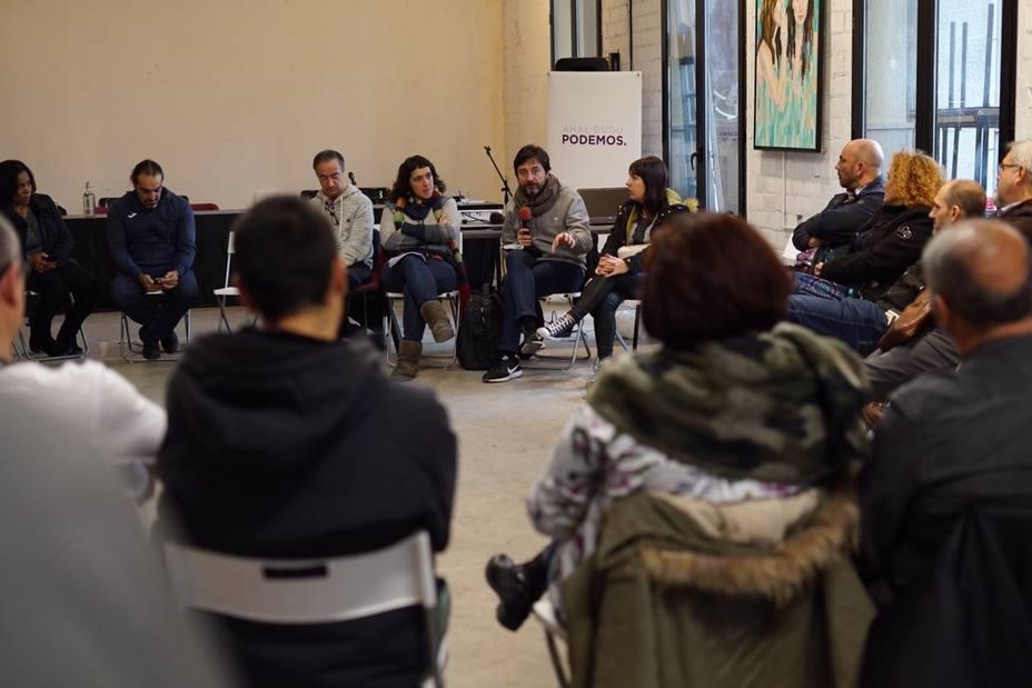 Mayoral (Podemos) cree que evitar que los independentistas catalanes lleguen al TEDH no ayuda a un juicio justo