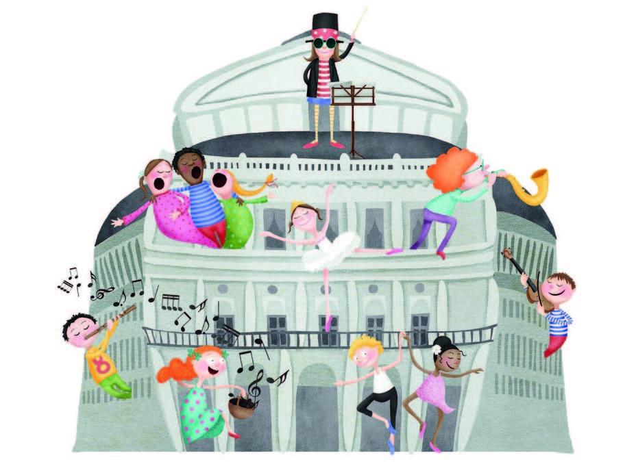 El Teatro Real homenajea a Bernstein con Chispas y ritmos de un huracán, su nuevo espectáculo de El Real Junior