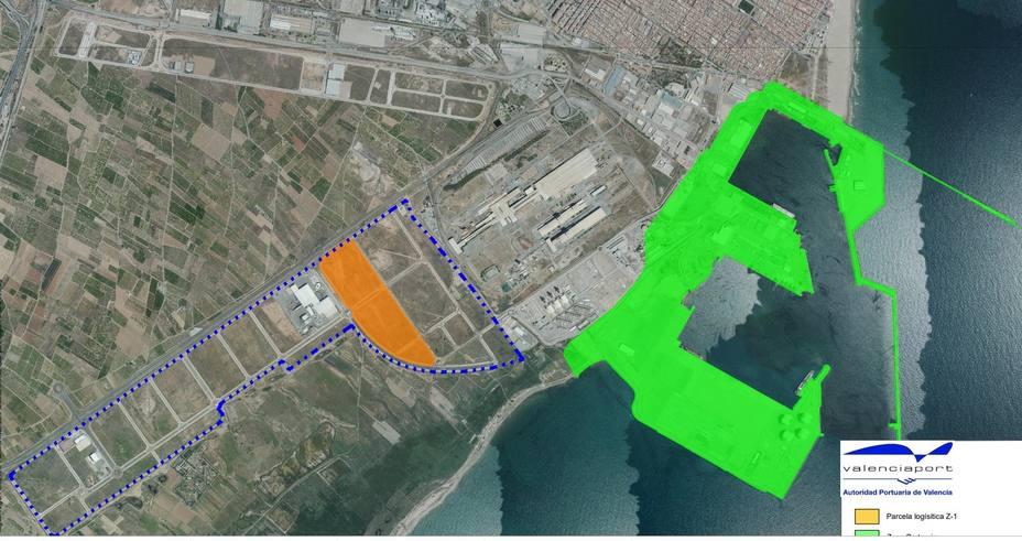 Inditex se hará con una parcela en Parc Sagunt (Valencia) para Tempe al presentar la única oferta