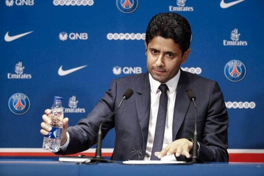 Al-Khelaifi, presidente del PSG, formará parte del Comité Ejecutivo de la UEFA