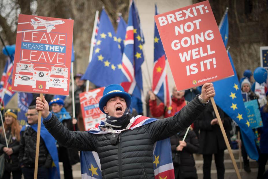 Diputados plantean aceptar el Acuerdo de Retirada a condición de celebrar un segundo referéndum del Brexit