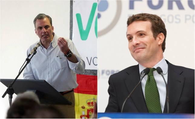 La dura respuesta de Ortega Smith a Casado por pedir el voto útil contra VOX