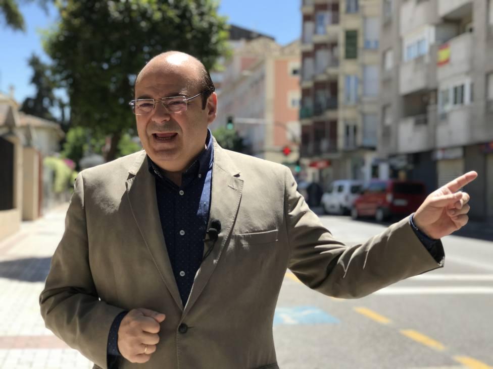 Sebastián Carretera de la Sierra
