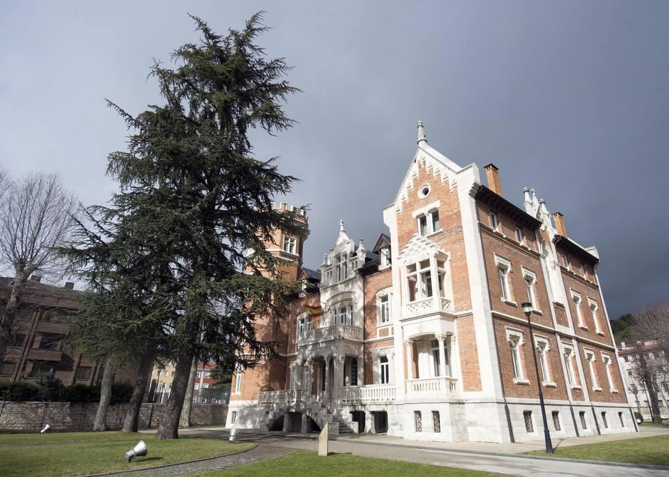 Palacio de la Isla