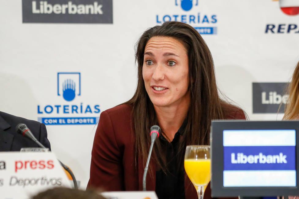 Silvia Meseguer: Tenemos que luchar porque lo del Metropolitano sea más normal