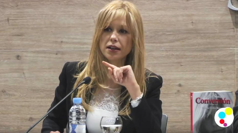 Pilar Soto, la joven actriz y presentadora española que se encontró con Dios