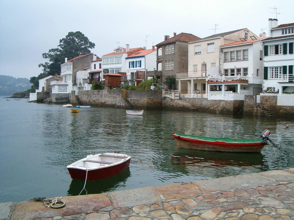 Redes es uno de los lugares más pintorescos del concello de Ares