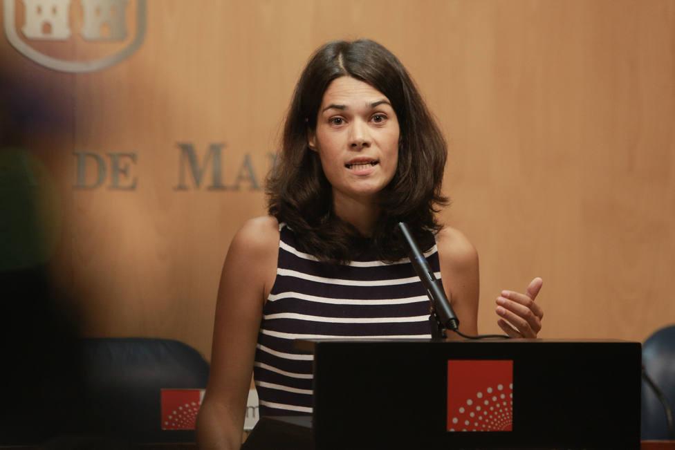 Isa Serra (Unidas Podemos) ve un paripé el acuerdo de las derechas en Madrid y dice que luchará por una alternativa