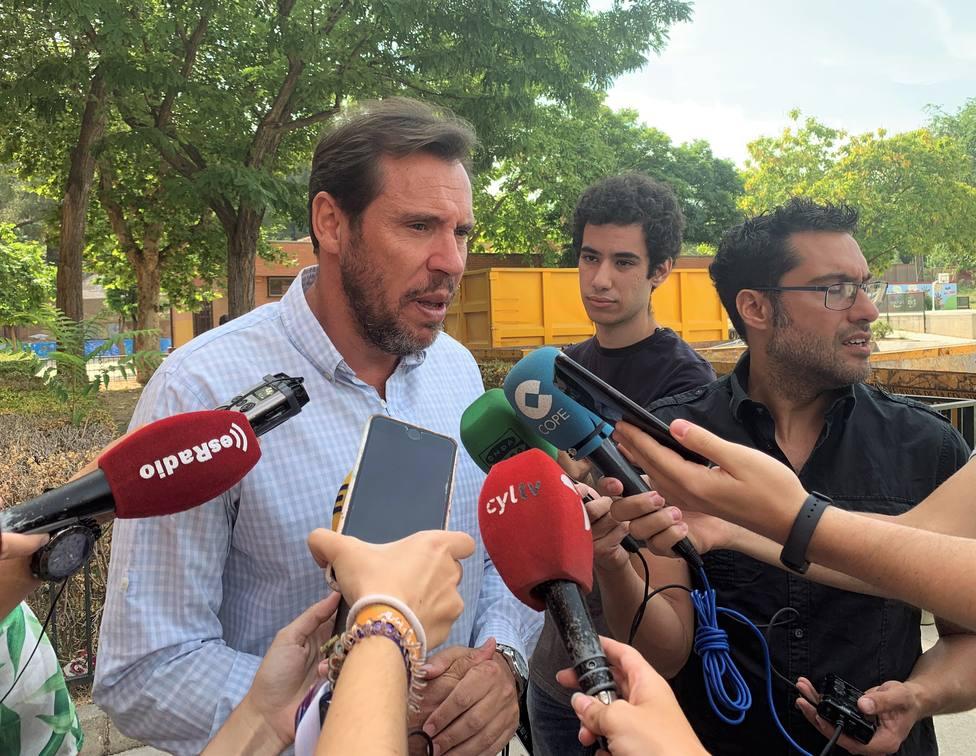 El PSOE cuestiona que el presidente de las Cortes de CyL use la residencia oficial: Quieren pillar cacho descaradamente