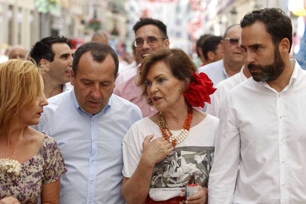 Calvo afirma que no hay nuevos contactos con Podemos para la investidura