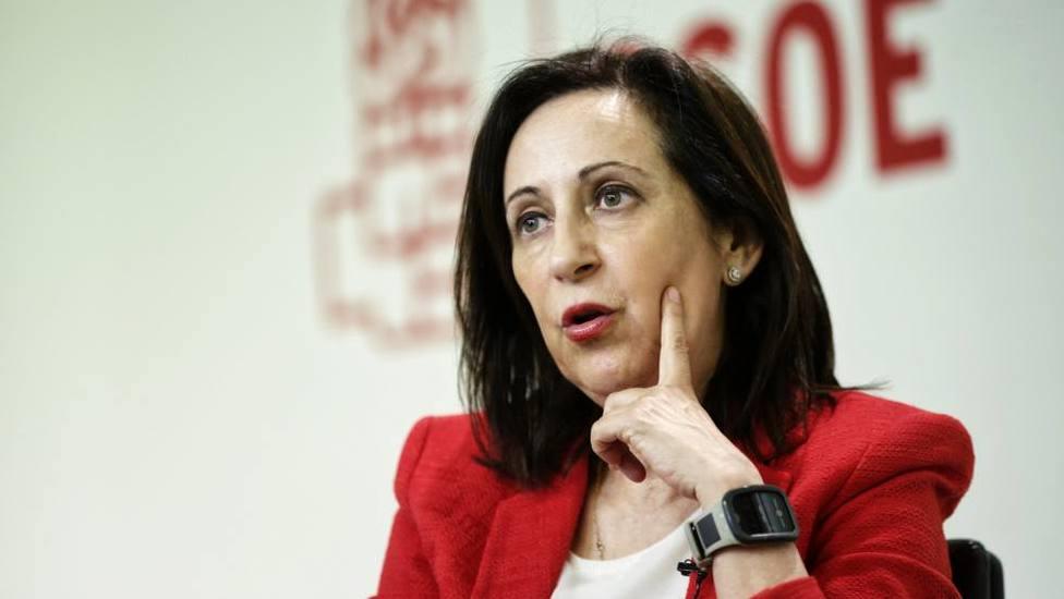 Margarita Robles a Unidas Podemos: No es o un gobierno de coalición o elecciones, hay más fórmulas