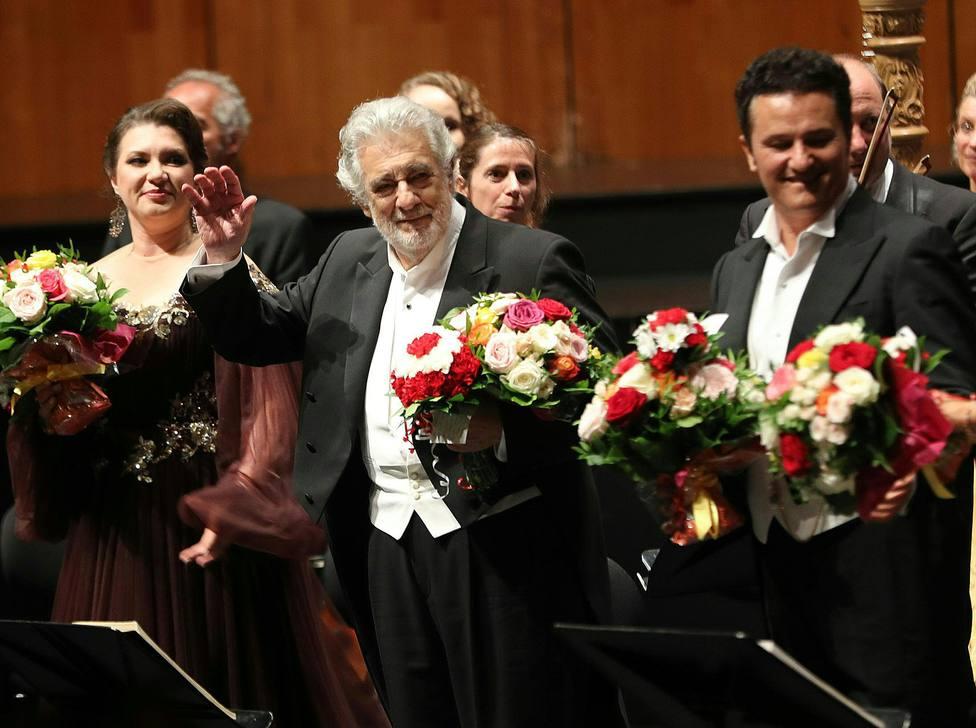 Plácido Domingo no actuará en un acto cultural previo a los Juegos Olímpicos de Tokio 2020