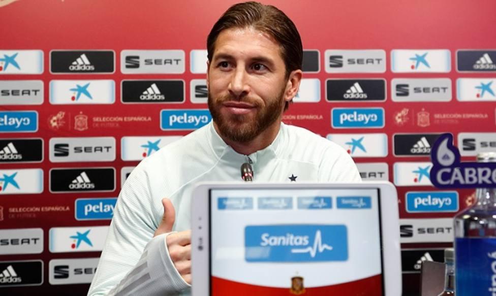 Sergio Ramos, sobre el horario del Clásico: Los únicos perjudicados somos nosotros