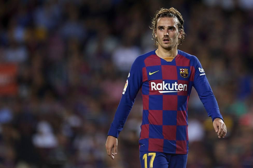 Griezmann se siente aislado en el Barça, según France Football